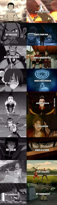 "What I've learnt from ""Avatar: The Last Airbender"""