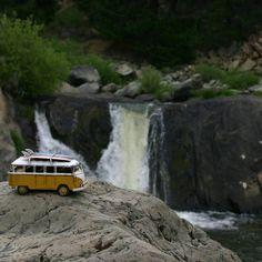 Little Buss at Indian Falls