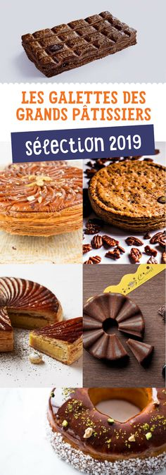Discover the selection of large pastry patties, 2019 edition! Logo Patisserie, Galette Des Rois Recipe, Tamales, Pastry Chef, Easy, Food And Drink, Appetizers, Snacks