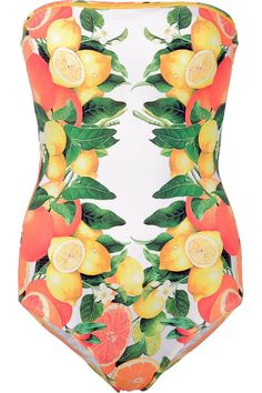 93eba866bf 15 One-Piece Bathing Suits Perfect for a Winter Getaway Yellow Bathing Suit