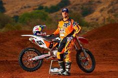 Ryan Dungey goes to KTM
