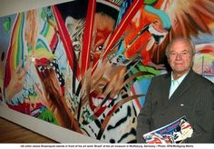 Panel Discussion: Painting Below Zero -- James Rosenquist