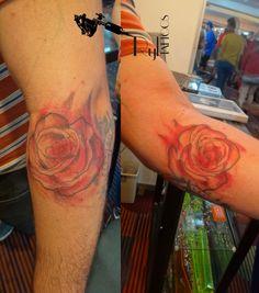 Rosas watercolors