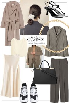 Sunday's Cravings: Formal with a Twist Office Fashion, Daily Fashion, Fashion Beauty, How To Have Style, My Style, Mode Dope, Jeans Boyfriend, Mode Streetwear, Mode Vintage