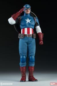 """Marvel Select Actionfigur Winter Sodier Filmversion zu /""""Captain America Civil"""