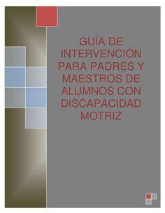 GUÍA DE INTERVENCIÓN familias E mestres