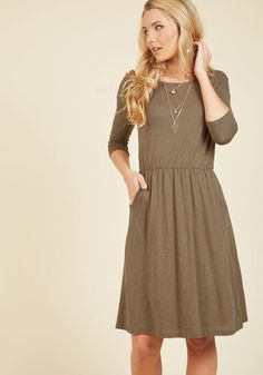 Set the Staple Knit Dress in Porcini bfd08424c80eb
