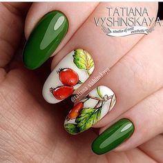"277 Likes, 2 Comments - @nailposta on Instagram: ""@tatiana_vishinskaya"""