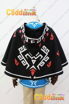 The Legend of Zelda Breath of the Wild cosplay costume Only cape - CSddlink cosplay