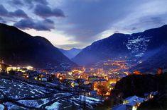 Pueblo de Encamp, Andorra