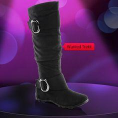 Women's Wanted Trekk #ShoeCarnival  #Shoe Carnival