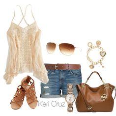"""Summer fashion for women"" by keri-cruz on Polyvore"