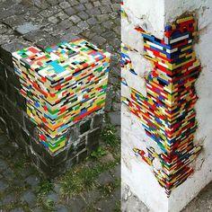 @Regrann from @mybrikbox -  If you're city needs some patch work go out there and put Lego bricks on it  . . . #lego #legos #legoart #legofan #legoland #legomovie #legostagram #legomoc #legomania #legomosaic #legogram #legography #legographer #legophoto #legophotography #instalego #legocity #brick #brickfan #brickcentral #bricknetwork #art #afol #afolclub #tfol #fun #patchwork #Regrann by ays313