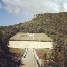 Cimitero Polacco, Monte Cassino, Italy