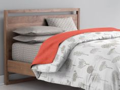 Crate and Barrel- bedding planner