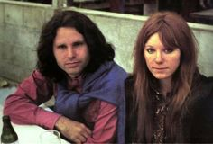 "Jim Morrison and Pamela Courson ""Morrison"" Last photos of Jim Morrison and Pam"
