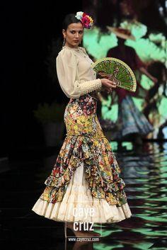 Moda Flamenca para el Rocío 2017 21