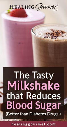 Diabetic Smoothie Recipes, Diabetic Drinks, Diabetic Meal Plan, Healthy Drinks, Healthy Sweets, Diabetic Food List, Diabetic Breakfast Recipes, Dessert Recipes, Diabetic Shakes