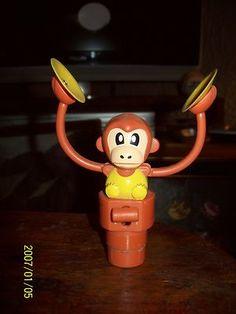 vintage monkey thumb puppet