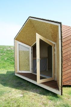The Hermit Houses are design
