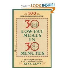 Low Fat Meals In Minutes 3
