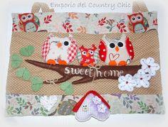 Owls lovely family
