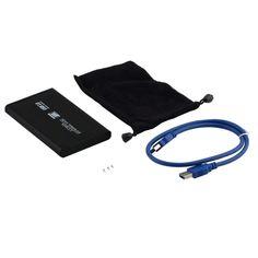 "High Quality 2.5"" USB 3.0 SATA External Hard Drive HD Enclosure/Case"