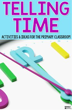 Activities to Practice Telling Time