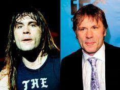 Novinho ou velhinho, pra mim ele é um show à parte no Iron Maiden.