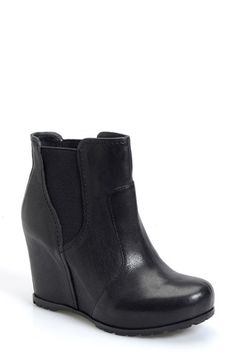 Kork-Ease® 'Neville' Wedge Chelsea Boot (Women) | Nordstrom