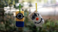 Minion and Olaf phone cases <3