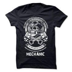 MECHANIC T-Shirt Hoodie Sweatshirts uie. Check price ==► http://graphictshirts.xyz/?p=83701