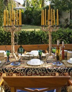 Table Setting Photos