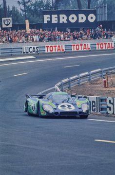 Le-Mans 1970 porsche 917