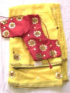 blouse patterns Latest kasu work blouse design - The handmade craft Why Should You Get Married In La Silk Saree Blouse Designs, Saree Blouse Patterns, Fancy Blouse Designs, Designer Blouse Patterns, Bridal Blouse Designs, Blouse Neck Designs, Jute, Maggam Work Designs, Stylish Blouse Design