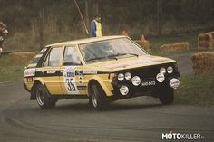 FSO Polonez 2000 Rally Monte Carlo, Rally Car, Sport, Subaru, Cars And Motorcycles, Race Cars, Toyota, Honda, Automobile