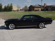 1969 Chevrolet Nova  I LOVE this car!! I will never forget my first ride in one.