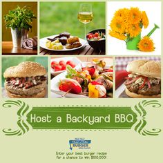 Tips on hosting *the* backyard #BBQ of the season! Ideas for the spread, decorations, wine cocktails and more! #wine #sutterhome
