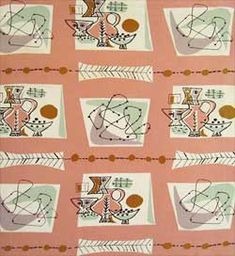 Jacqueline Groag textile designer