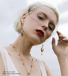 Nikki Witt Pick 'n' Mix Eclipse Earrings