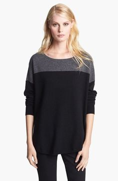 Joie 'Arnie B.' Wool & Cashmere Sweater available at #Nordstrom