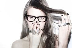 Sangre de mi sangre: innovative and outrageous jewelry.