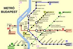 The metro service for the city of Budapest, Hungary, is the #Budapest #Metro. It was inaugurated on May 3rd, 1896. It has four lines and 52 stations. It makes connections to boats, buses, trams, trolley buses and trains. You can take bus 200E to go from a metro station to the airport. The stations open around 4:30 am and close around 11:30 pm. Ticket prices start at 25 forints. Use sign language to buy tickets if you do not speak Magyar. You need to pay an extra fare to board the metro…