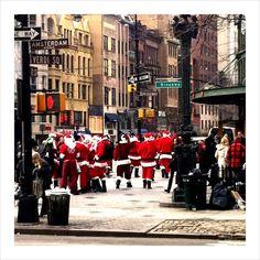 NYC - Christmas 2010