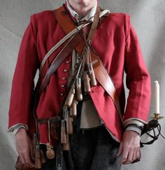 English Civil War soldier coat
