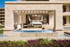 Dreams Riviera Cancun Resort & Spa in Cancun, Mexico - All Inclusive Deals All Inclusive Deals, Cancun All Inclusive, Cancun Resorts, Mexico Resorts, Beach Resorts, Mexico Vacation, Puerto Morelos, Apple Vacations, Dream Vacations