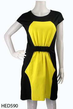 Hi End Dress 590 - Front Hi End, Dresses For Work, Stuff To Buy, Fashion, Moda, Fashion Styles, Fashion Illustrations