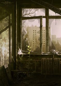 Pripyat - New life part 1 by ~etwoo