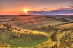 Butser Hill, Hampshire, England - Andy Foster Photography Hampshire England, Great Britain, Beautiful Landscapes, The Fosters, Places To Visit, Around The Worlds, Romantic, Explore, Amazing