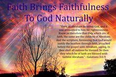Faith And Faithfulness – KJB Daily Bible Study